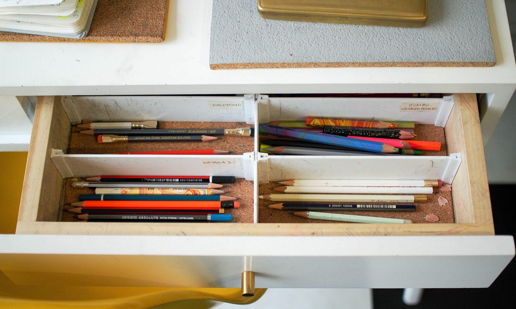 Pencil Drawer